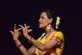 Bharatanatyam - Opening Ceremony - Wiki Conference India - CGC - Mohali 2016-08-05 6509.JPG