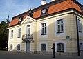 Białystok, budynek murowany z XVIII w. (tzw. pałacyk gościnny Branickich, ob. USC Pałac Ślubów, ul. Kilińskiego 6, 1771, 02.JPG