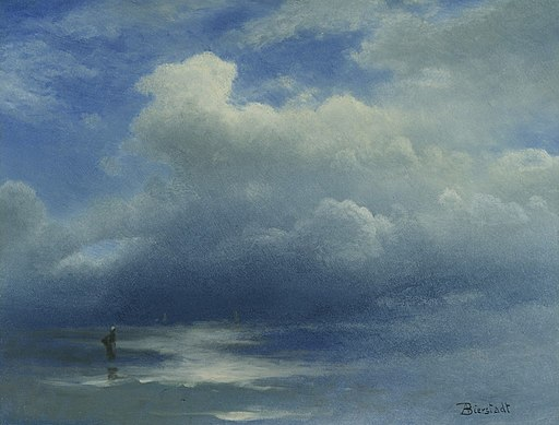 Bierstadt, Albert - Sea and Sky
