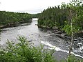 Big Falls, Sir Richard Squires Provincial Park, Newfoundland.JPG