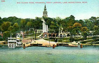 Big Island Amusement Park - Wikipedia