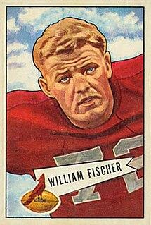 Bill Fischer (American football) American football player