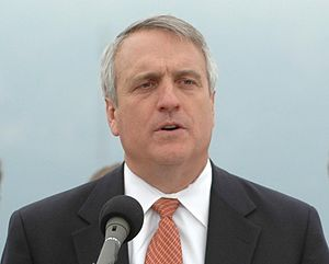 Politics of Colorado - Democrat Bill Ritter was the Governor of Colorado from 2007-11.