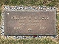 Billy Arnold Gravestone Resurrection Cemetery Oklahoma City, OK.jpg