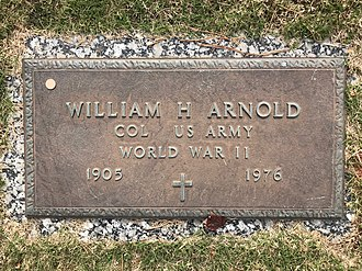 Billy Arnold (racing driver) - Billy Arnold 1930 Indianapolis 500 Winning Driver Gravestone. Resurrection Cemetery 7801 NW Expressway St Oklahoma City, Oklahoma County, Oklahoma, 73132 Plot: Section 10, Block 3, Lot 5, Space 1