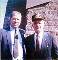 Billy Davis and General William Westmoreland2.jpg