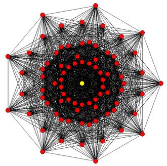 1 52 honeycomb - Image: Birectified 8 simplex