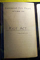 Birmingham City Police copy of Riot Act - cover.jpg