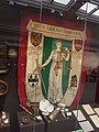 Birmingham History Galleries - Birmingham its people, its history - An Expanding City - Suffragette banner - West Midlands Federation (8170348078).jpg