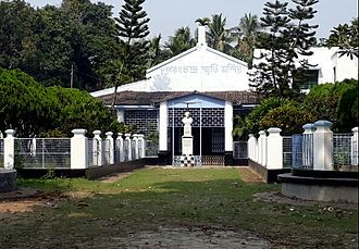 Sarat Chandra Chattopadhyay - Birthplace of Sharat Chandra, Debanandapur, Hooghly