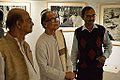 Biswatosh Sengupta - Somendranath Bandyopadhyay - Joy Mukhopadhyay - Joy Mukhopadhyay Solo Exhibition - Kolkata 2014-12-12 1280.JPG