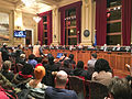 Black Lives Matter at Minneapolis City Council Budget Hearing, December 9, 2015 (23210237763).jpg