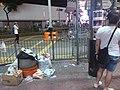 Black dark night 香港反對逃犯條例 Anti-HK bill demo against extradition bill protect CWB Yee Wo Street Hennessy Road July 2019 SSG 22.jpg