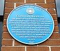 Blue plaque clayton hospital wakefield.jpg