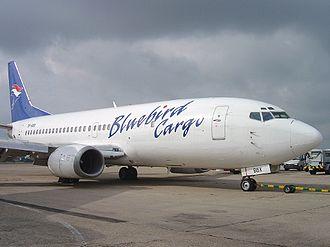Bluebird Nordic - Boeing 737-300 in 2004
