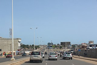 Lomé Capital, chief port, and the largest city of Togo