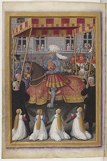 Ingresso a Genova di Luigi XII, 1508.