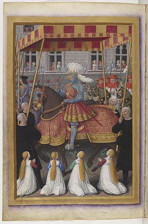 Grandes Heures of Anne of Brittany - Image: Bnf 059