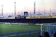 Bobbers Stand at Kenilworth Road, 1980.jpg