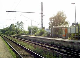 früherer Bahnhof Bochum-Nokia
