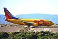 "Boeing 737-700 Southwest ""New Mexico"", N781WN, lands at OAK...... (5652400711) (2).jpg"