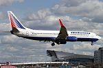 Boeing 737-86R, Transaero Airlines JP7602097.jpg
