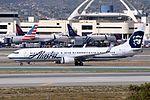 Boeing 737-990(ER), Alaska Airlines, N408AS - LAX (21617120792).jpg