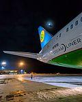 Boeing 787 Dreamliner at Riga Airport (32497766095).jpg