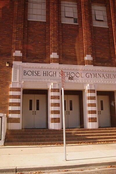 Gymnasium (school)