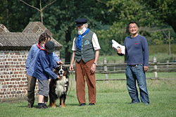 Bokrijk filmset - Fuji-TV recordings for Dog of Flanders / Flanders no Inu (2007).