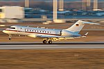 Bombardier Global 5000 14+04 at MUC.jpg