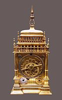 Bommel Astronomical table clock in tower form.jpg