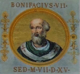 Antipope Boniface VII Antipope
