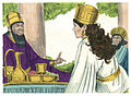 Book of Esther Chapter 7-1 (Bible Illustrations by Sweet Media).jpg