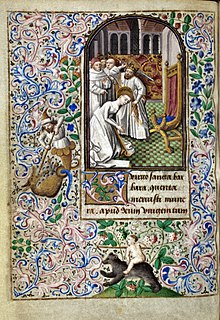 Book of Hours of Simon de Varie collection highlight from the National Library of the Netherlands