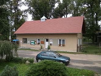 Bor u Skutče - Municipal office