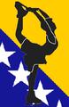 Bosnia and Herzegovina figure skater pictogram.png
