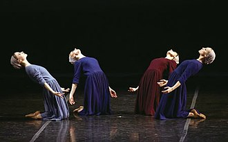Antony Tudor - Boston Ballet dancers perform Antony Tudor's Dark Elegies (2008)