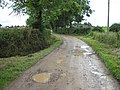Bovone Lane, Tibberton - geograph.org.uk - 931559.jpg