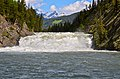 Bow Falls wide open - panoramio.jpg