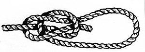 Knot - Bowline