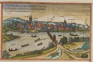 Frankfurt (Oder) - Frankfurt, 16th century