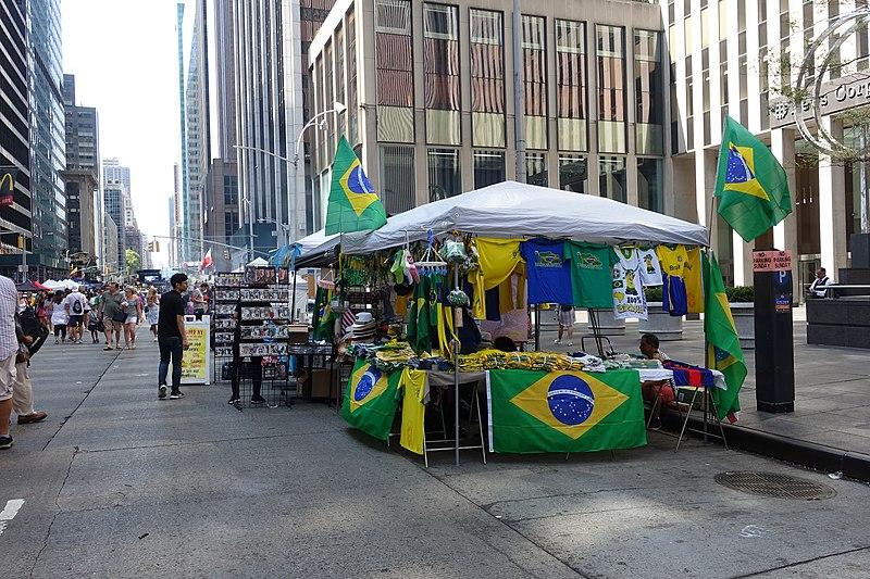 Festividades em Nova York em setembro