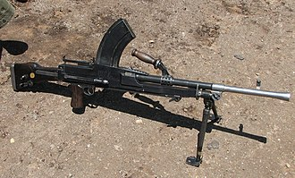 Bren light machine gun - Bren gun