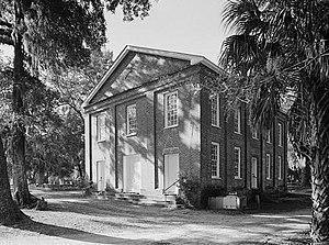 Penn Center (Saint Helena Island, South Carolina) - Brick Church