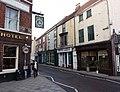 Bridgegate leaving the town centre - geograph.org.uk - 1638596.jpg