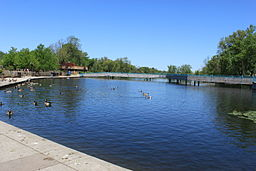Brighton Michigan Millpond Park