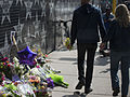 Bringing flowers for Prince at First Avenue in Minneapolis (25962737373).jpg