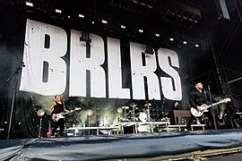 Broilers bei Rock am Ring 2017
