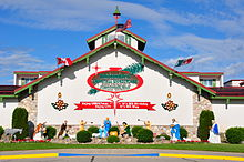 Bronner's Christmas Wonderland - Wikipedia